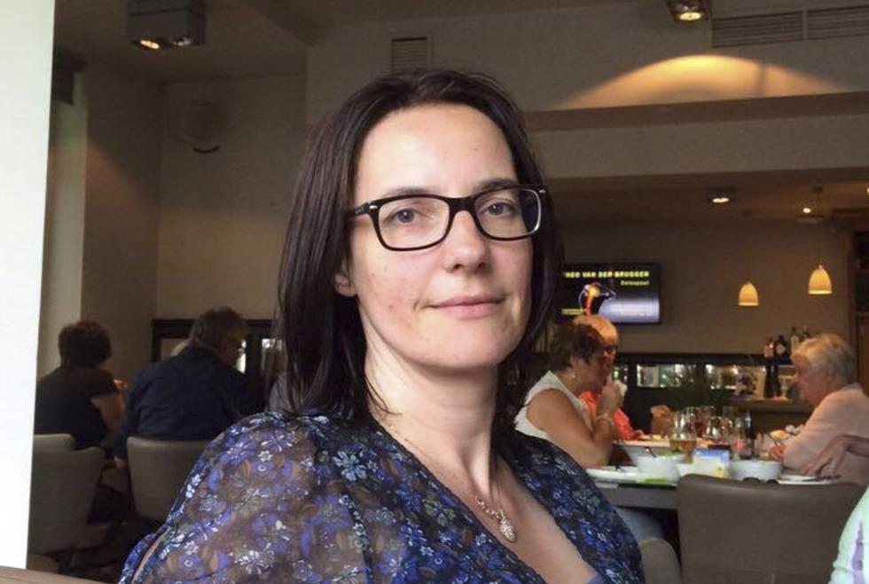 Elke Vanbockrijck, la mujer que quería llevar a su hijo al Camp Nou