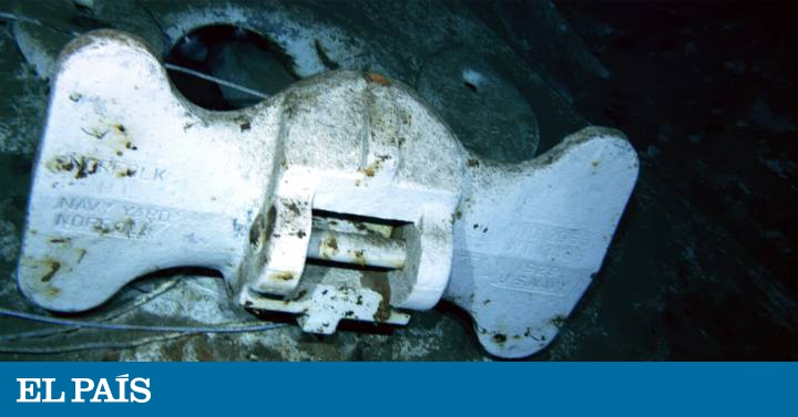 Hallado el barco que entreg� la bomba de Hiroshima tras 72 a�os hundido