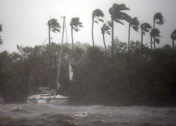 El huracán Irma golpea la costa oeste de Florida