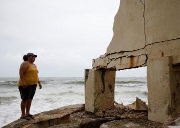 El gobernador Rosselló: ?Es, sin duda, la mayor catástrofe de Puerto Rico en su historia contemporánea?