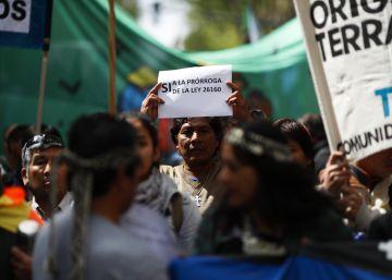 La crisis del último desaparecido reactiva las demandas indígenas en Argentina