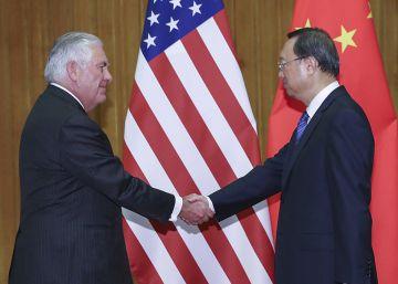 Washington mantiene ?dos o tres? canales de comunicación con Pyongyang