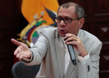 La justicia dicta prisión preventiva contra el vicepresidente de Ecuador por el caso Odebrecht
