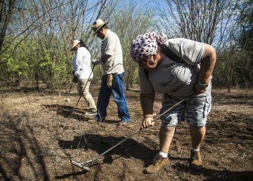 Una organización identifica a los 32.000 desaparecidos en México