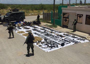 Ocho muertos en un nuevo episodio de violencia en Tamaulipas