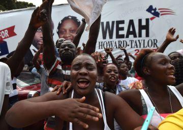 El exfutbolista Weah pasa a la segunda vuelta de las elecciones en Liberia