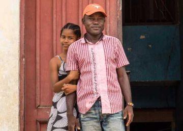 Jospeh Duo o las cicatrices de los niños soldado de Liberia