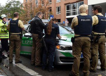 Detenido un hombre tras herir a cuatro personas con un cuchillo en Múnich