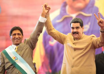 Maduro amenaza a los gobernadores opositores con nuevas elecciones si no juran ante la Constituyente