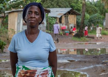 Yo sobreviví al ébola