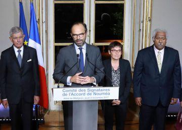 Francia sella un pacto que facilita la celebración de una consulta de independencia en Nueva Caledonia