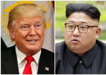 Trump llama ?gordo y bajo? a Kim Jong-un tras ser calificado de ?viejo lunático? por Corea del Norte