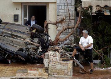 Al menos 16 muertos en inundaciones cerca de Atenas