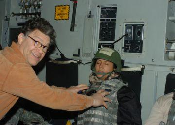Una periodista acusa a un senador demócrata de besarla y tocarla sin su consentimiento