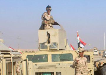 Las fuerzas iraquíes toman Rawa, la última localidad en poder del ISIS