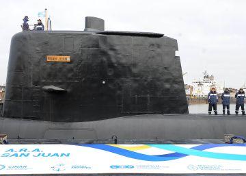 Argentina busca desde hace dos días un submarino desaparecido con 44 tripulantes a bordo