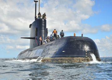 Argentina busca a la desesperada a los 44 desaparecidos en un submarino en el Atlántico