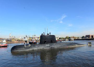 Argentina detecta llamadas de emergencia del submarino perdido en el Atlántico