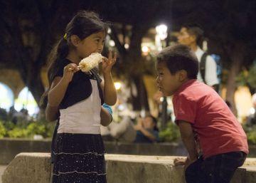 La CNDH denuncia violaciones a los derechos humanos de 559 niños indígenas en Oaxaca