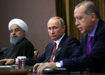Putin reclama concesiones de todas las partes para poner fin a la guerra en Siria
