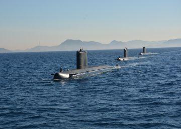 Los submarinos españoles, más viejos que los argentinos