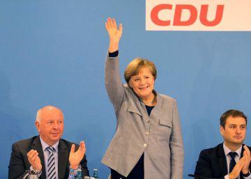 Merkel es contraria a repetir las elecciones en Alemania