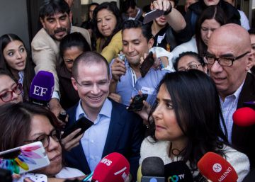 Las designación de Meade agudiza la crisis del Frente Ciudadano por México