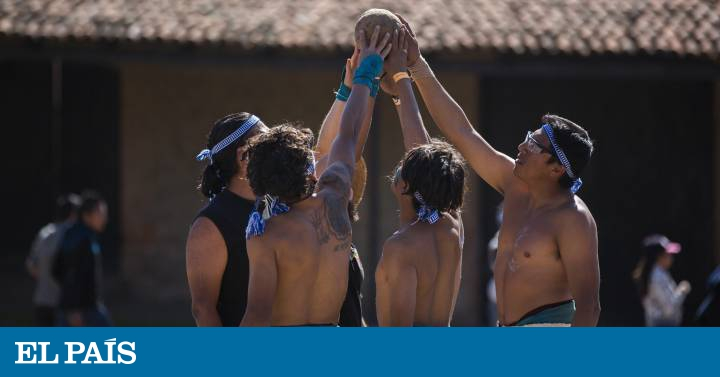 Moretones En La Cadera Y Una Hacienda En Hidalgo El Juego De Pelota