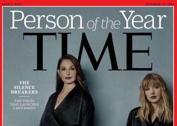 Las mujeres que rompieron el silencio sobre el acoso sexual, ?persona del año? para la revista ?Time?