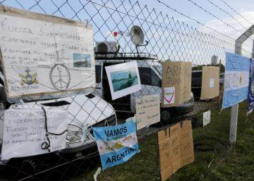La Armada argentina siembra la confusión sobre las comunicaciones del submarino