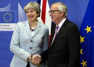 Bruselas y Londres pactan las condiciones del divorcio del Brexit