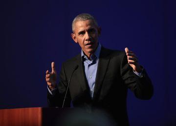 Obama recuerda la Alemania nazi para advertir de que no se puede dar por segura la democracia