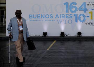 La cumbre de la OMC arranca en Buenos Aires con el miedo al proteccionismo de EEUU