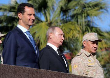 Putin ocupa el vacío dejado por EE UU con una gira por Oriente Próximo