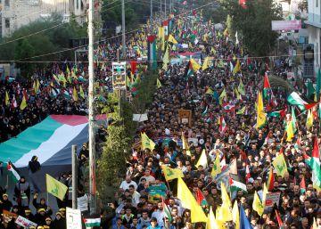 Hezbolá advierte que vuelve a enfocarse en Israel tras seis años de guerras regionales