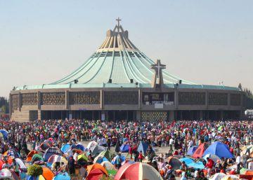 Unos 8 millones de creyentes acudirán a la Basílica de Guadalupe