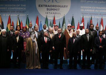 El mundo musulmán reconoce Jerusalén Este como capital palestina