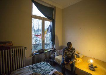 Okupa y albañil: el ?sin papeles? más votado de Bélgica