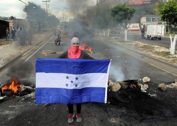 Honduras protesta contra el fraude
