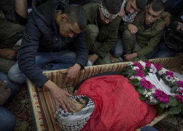 El Supremo de Israel prohíbe retener los cadáveres de palestinos abatidos