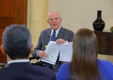 Kuczynski asegura que desconocía los lazos de su empresa con Odebrecht
