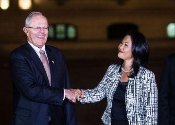 Keiko Fujimori y Kuczynski declaran por su implicación en el caso Odebrecht