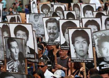 Protesta masiva en Lima contra Kuczynski por el indulto a Fujimori