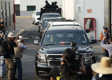La policía mexicana traslada a Roberto Borge a un penal de mujeres por error