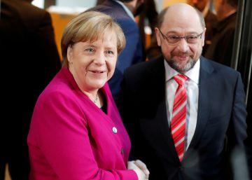 Arrancan las negociaciones entre la CDU y el SPD para poner fin al bloqueo en Berlín