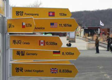 La guerra larvada entre las dos Coreas