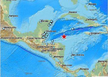Un terremoto de 7,6 sacude Honduras y el Caribe