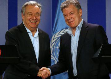 La ONU, dispuesta a movilizar apoyo internacional ante la huida de venezolanos a Colombia