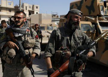 Turquía, Siria y Rusia cargan contra el plan de EE UU de crear una fuerza kurdo-siria