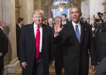 Obama resiste a su némesis